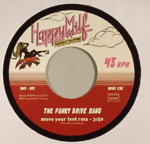FUNKY DRIVE BAND, The/AMADEO 85 - Move Your Feet (remixes)