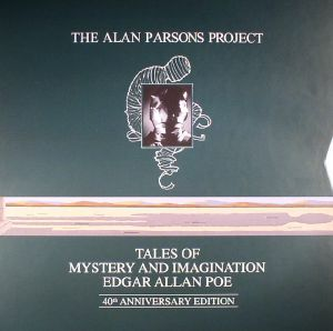 ALAN PARSONS PROJECT, The - Tales Of Mystery & Imagination Edgar Allan Poe: 40th Anniversary Edition