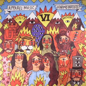 VOYEUR/IVANO TETELEPTA/EUGEINE LATUMETEN/KISK/KEREM AKDAG - Apparel Music B Day 6