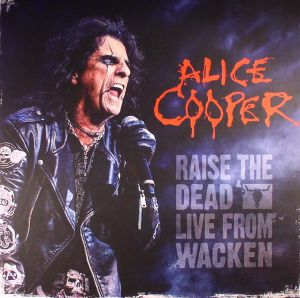 COOPER, Alice - Raise The Dead: Live From Wacken