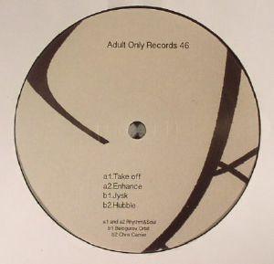 RHYTHM&SOUL/BELOGUROV/ORBIT/CHRIS CARRIER - Adult Only Records 46