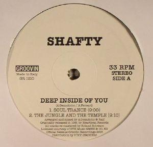 SHAFTY - Deep Inside (Of You) (reissue)