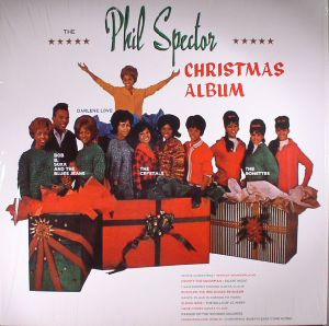SPECTOR, Phil/VARIOUS - The Phil Spector Christmas (reissue)