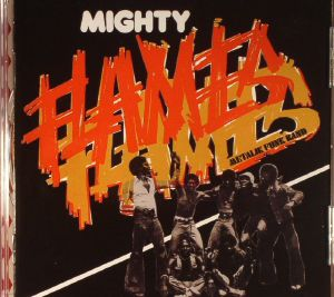 MIGHTY FLAMES - Metalik Funk Band (reissue)