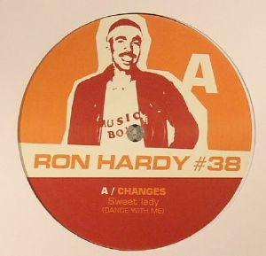 HARDY, Ron/CHANGES/BLUE VISION/BARRY DE VORZON - RDY #38