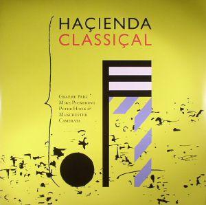 PICKERING, Mike/GRAEME PARK/PETER HOOK/MANCHESTER CAMERATA - Hacienda Classical