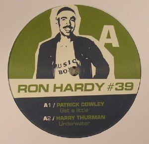HARDY, Ron/ PATRICK COWLEY/HARRY THURMAN - RDY #39