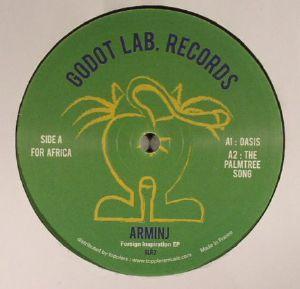 ARMINJ - Foreign Inspiration EP