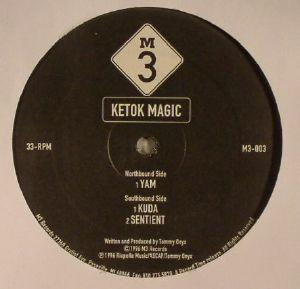 KETOK MAGIC - Yam (warehouse find)