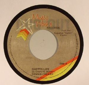 CREARY, Dennis - Ghetto Life (reissue)