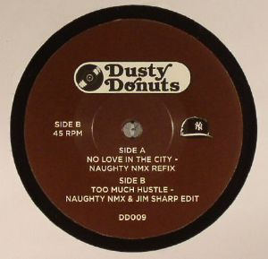 DUSTY DONUTS - No Love In The City