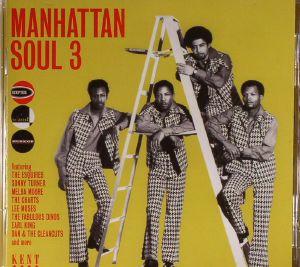 VARIOUS - Manhattan Soul Volume 3