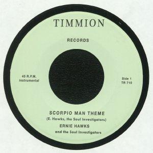 HAWKS, Ernie/THE SOUL INVESTIGATORS - Scorpio Man Theme