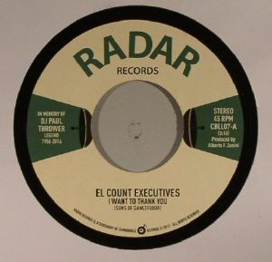 EL COUNT EXECUTIVES - I Want To Thank You