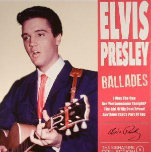 PRESLEY, Elvis - Ballades: The Signature Collection Part 5