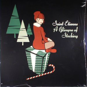 Cover Saint Etienne - I Don't Intend to Spend Christmas Without You (Margo Guryan cover)