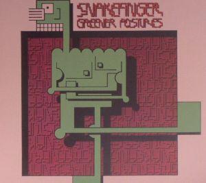 SNAKEFINGER - Greener Postures