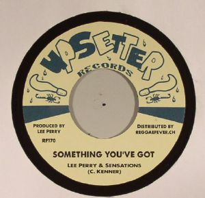 PERRY, Lee & SENSATIONS - Something You've Got