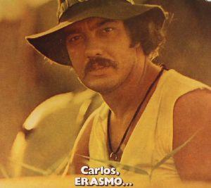 CARLOS, Erasmo - Carlos Erasmo (reissue)