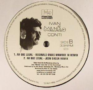 CONTI, Ivan - Mamao's Brake
