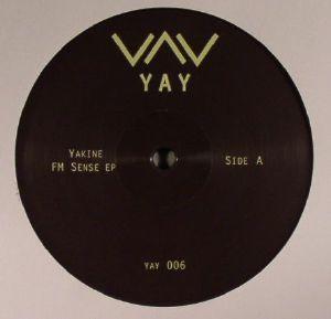 YAKINE - FM Sense EP