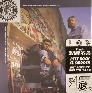 ROCK, Pete/CL SMOOTH - They Reminisce Over You (TROY) (reissue)