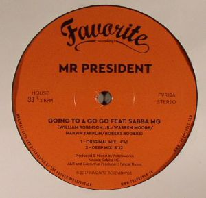 MR PRESIDENT - Going To A Go Go