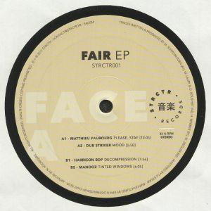 FAUBOURG, Matthieu/DUB STRIKER/HARRISON BDP/MANOOZ - Fair EP