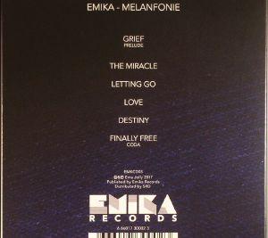 EMIKA - Melanfonie
