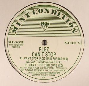 PLEZ - Can't Stop