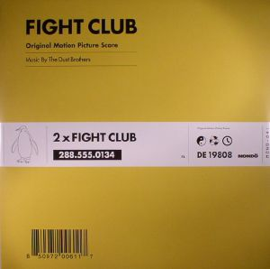 Fight Club (Soundtrack) (reissue)