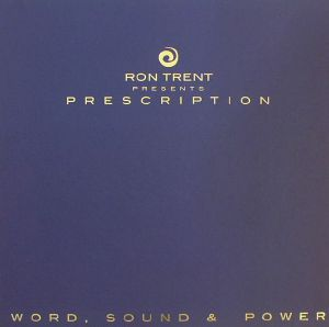 TRENT, Ron/VARIOUS - Prescription: Word Sound & Power
