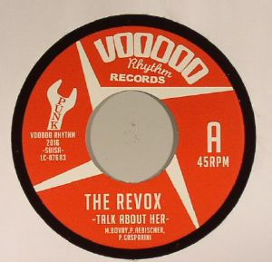 REVOX, The - Talk About Her