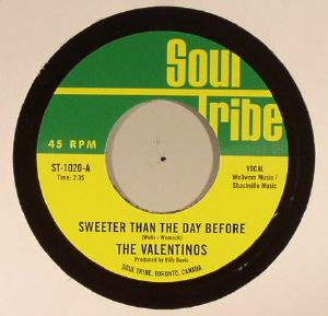 VALENTINOS, The/GOSPEL CLASSICS - Sweeter Than The Day Before
