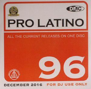 VARIOUS - DMC Pro Latino 96: December 2016 (Strictly DJ Only)