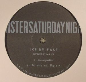 IKE RELEASE - Geospatial EP