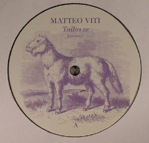 VITI, Matteo - Tallio EP