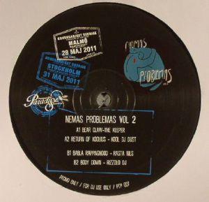 KEEPER, The/KOOL DJ DUST/RASTA NILS/RIZZOLO DJ - Nemas Problemas Vol 2