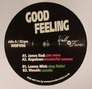 ROD, James/NAPOLEON/LEMON MINT/MOSAIK - Good Feeling