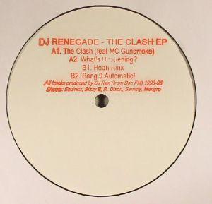 DJ RENEGADE - The Clash EP