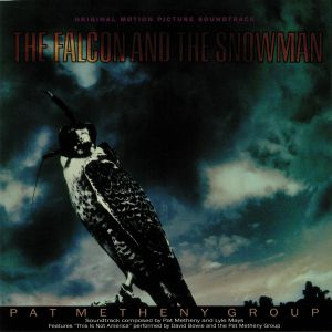 PAT METHENY GROUP - Falcon & The Snowman (Soundtrack) (reissue)