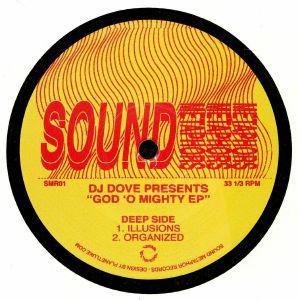 DJ DOVE - God O Mighty EP (reissue)