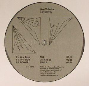 JUPITER JAX/BALTRA/LOW TAPE/ROWVN - Neo Violence Sampler 02