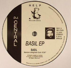 DJ CENTRAL - Basil EP