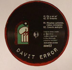 DAVIT ERROR - Discodemuerto 02
