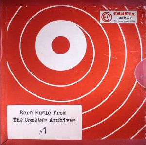 VARIOUS - Rare Music From The Cometa's Archives #1
