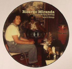 MIRANDA, Ricardo presents LATIN SOUL BROTHAS - Grooves Vibes & Sessions EP