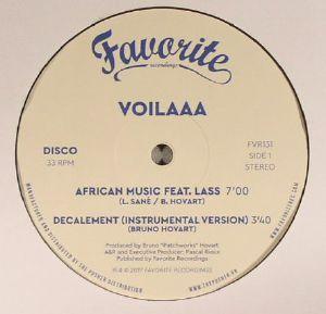 VOILAAA - African Music