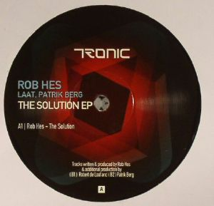 HES, Rob/LAAT/PATRIK BERG - The Solution EP