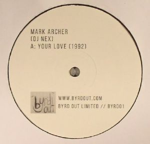 ARCHER, Mark/DJ NEX - Your Love